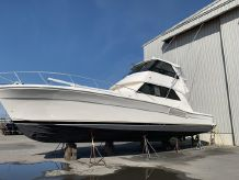 2003 Riviera 48 Enclosed Birdge