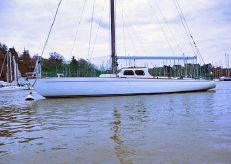 1949 Sussex Shipbuilding Laurent Giles Design 104