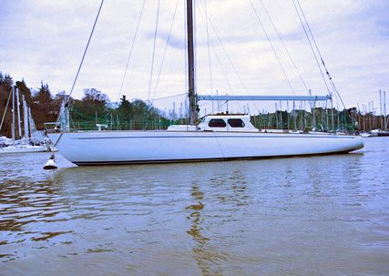 1949 Sussex Shipbuilding Laurent Giles Design 104