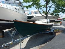 2000 Bristol Skiff Center Console