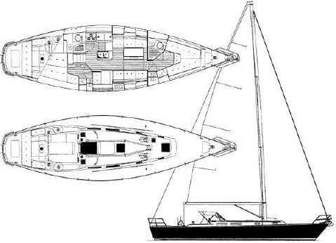 2000 J Boats J/42