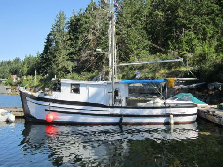 1950 Ex - Fishboat
