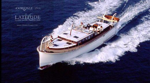 2014 Latitude 46 AndreYale 15m
