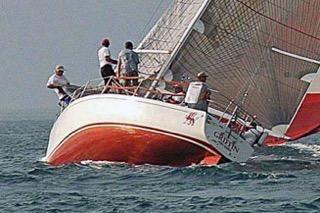 1986 J Boat J35