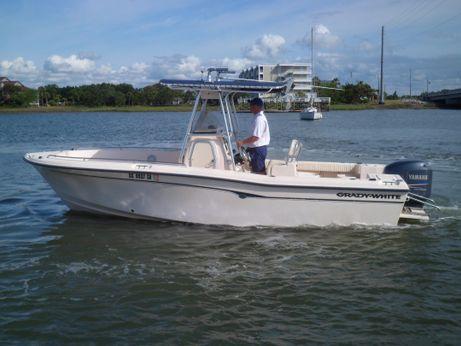 2008 Grady-White 222 FISHERMAN