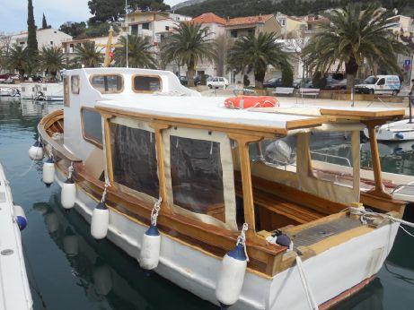 1975 Custom Made Wooden Passenger Boat