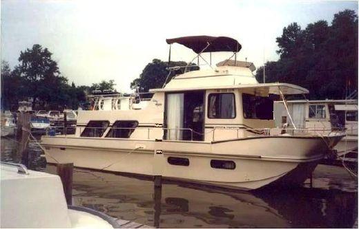 1986 Holiday Mansion 38 Coastal Barracuda