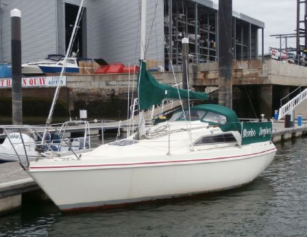 1989 Hunter Horizon 26