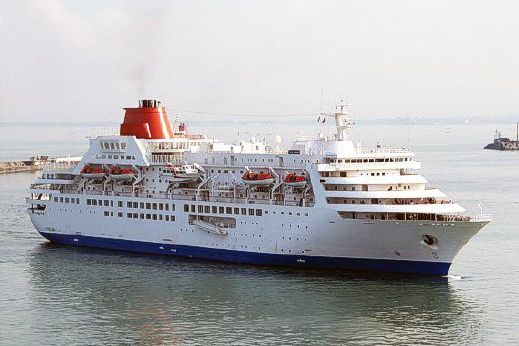 1989 Cruise Ship, 326-603 Passengers -Our Stock No. S2468