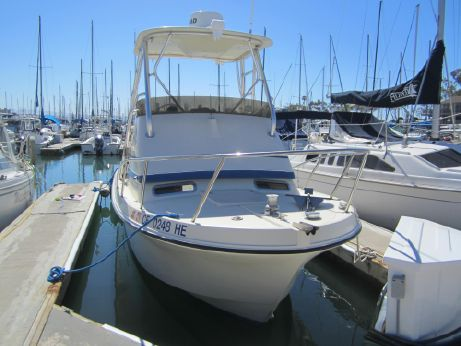 1982 Skipjack Flybridge  w/Trailer