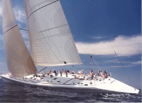 1996 A Custom Sloop Ultra-Fast Cruising