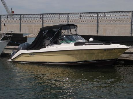2012 Pursuit 235 Dual Console