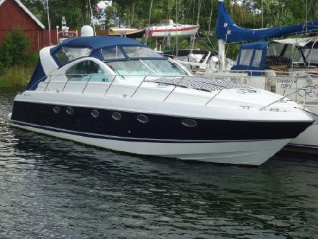 2002 Fairline Targa 48