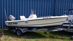 1999 Sea Pro 170 CC