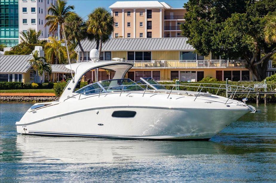 2008 Sea Ray 350-370 Sundancer Power Boat For Sale - www