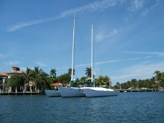 Browse Trimaran boats for sale