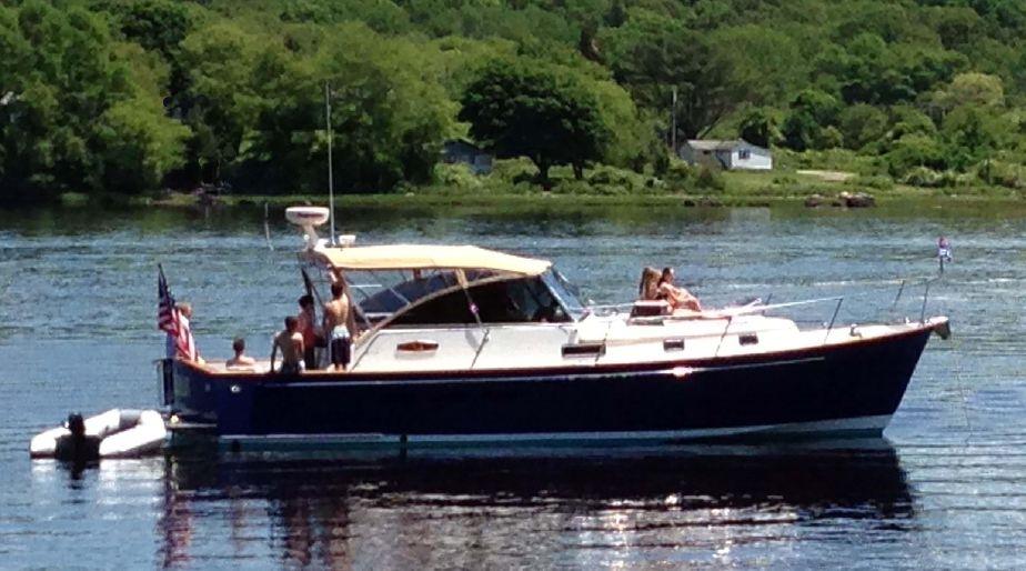 1998Legacy Yachts 40 Express
