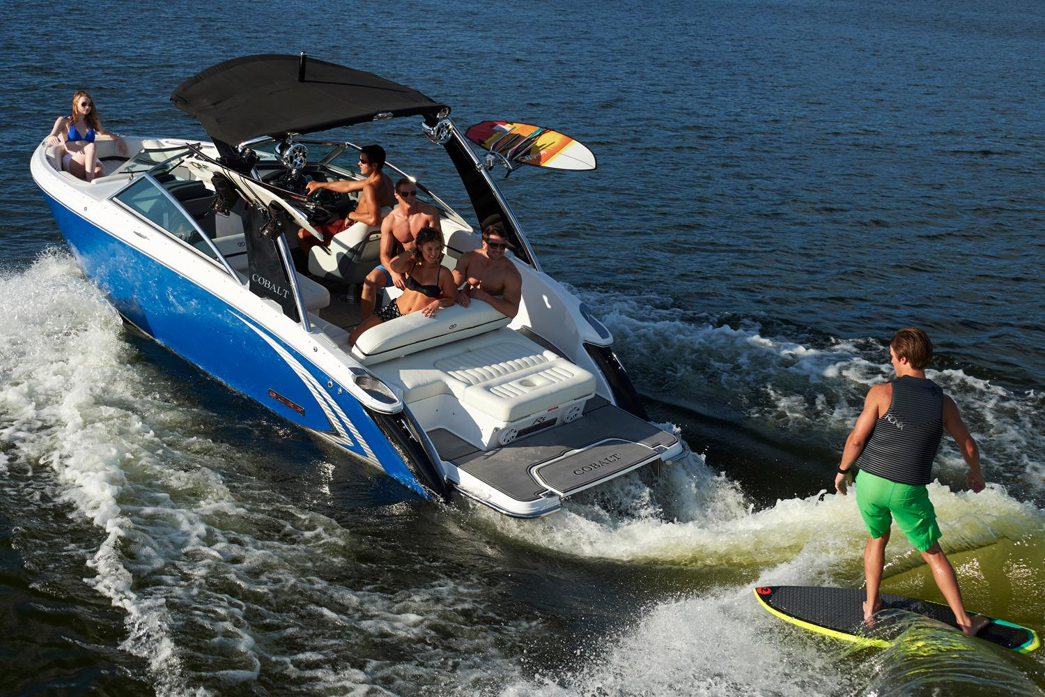 Gilbertsville United States  city pictures gallery : 2016 Cobalt R5 WSS Surf Power Boat For Sale www.yachtworld.com