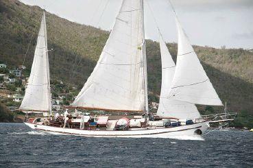 1936 Chantier Naval De Pecheur YAWL 22 M