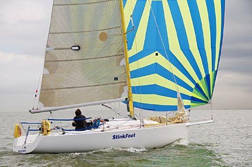 1999 J-Boats 92