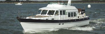 2016 Windboats Hardy 50