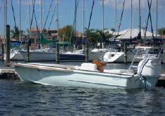 2003 Bayshore Carolina Bay 20 Flats Boat