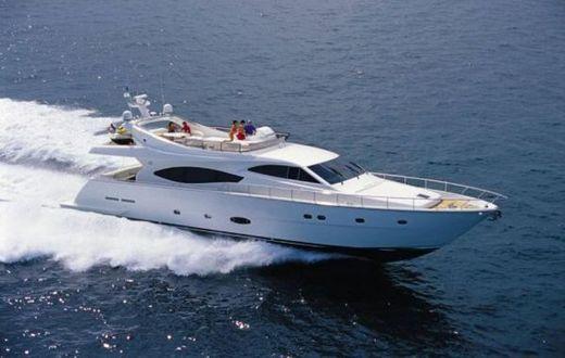 2004 Ferretti 760