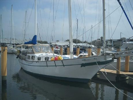 1974 Formosa 41 Ketch