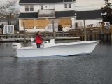 photo of 21' Verns Boatworks 21' center console