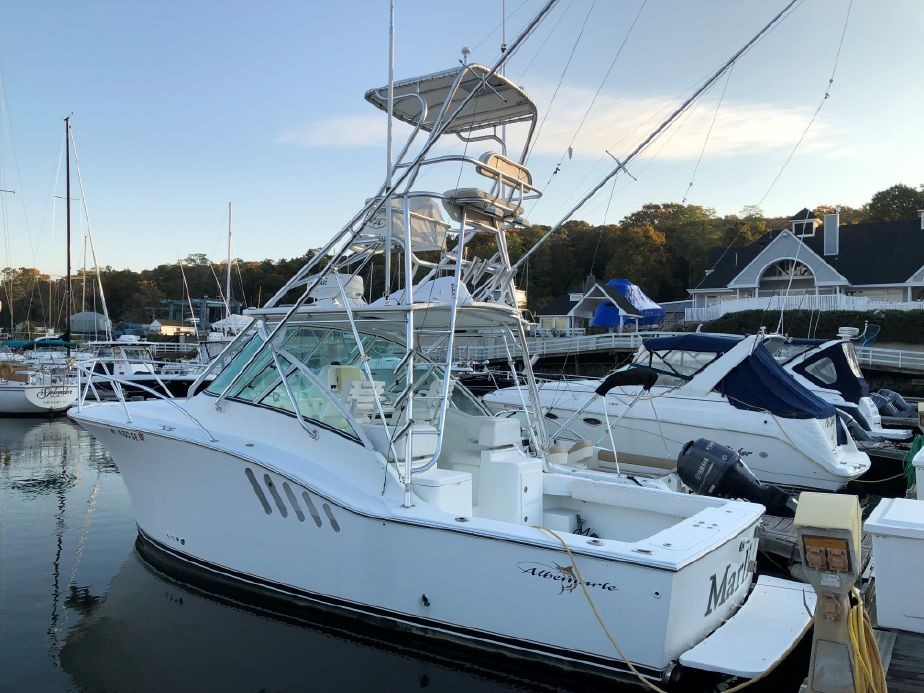 2008 Albemarle Express Power Boat For Sale - www yachtworld com