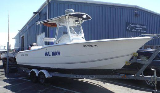 2004 238 Sea Pro