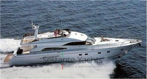 1999 Princess Yachts 65