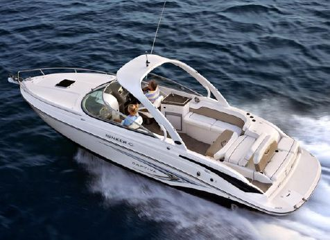 2009 Rinker 296 Captiva Cuddy