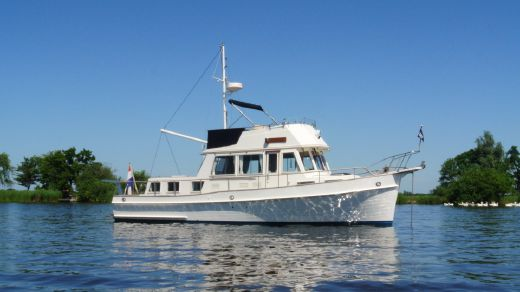 1991 Grand Banks 36 Classic