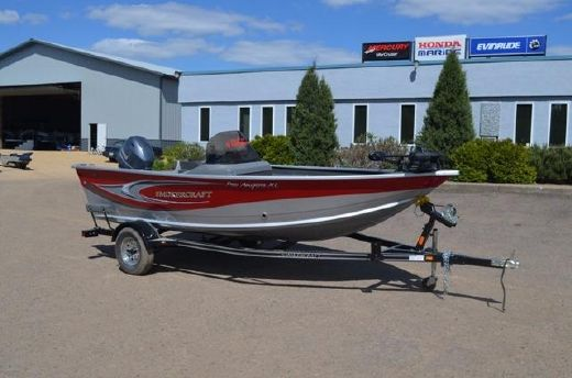 2016 Smoker Craft 161 Pro Angler XL