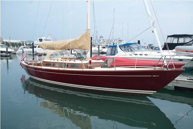 Morris Yachts S&S / M42, Portsmouth, RI