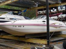 2005 Hurricane SunDeck 237 DC OB