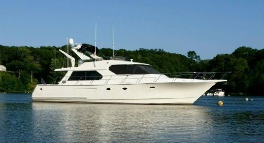 1999 West Bay Sonship Raised Pilothouse