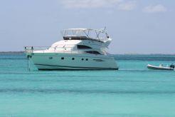 2002 Princess 61 (the yacht shines)