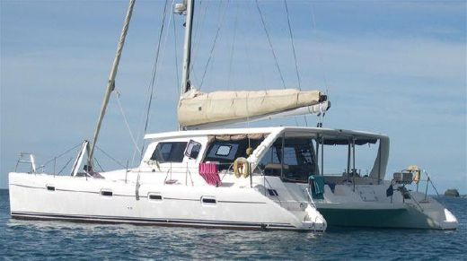 2005 Admiral 50