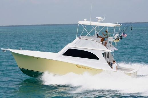 1974 Egg Harbor 38 Sport Fish