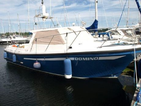 2001 Lochin 333 Harbour Pilot