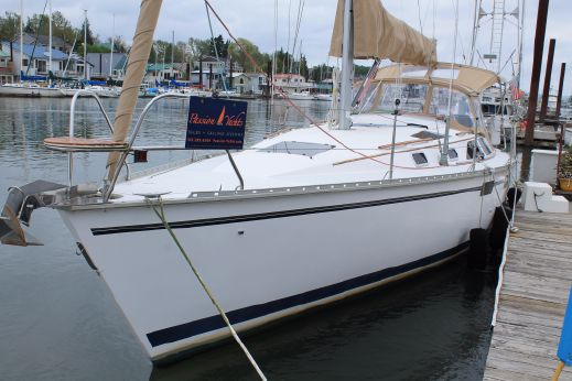 1993 Hunter Legend 35.5