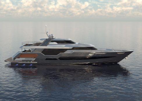 2018 Pachoud Yachts 120' LOMOcean Motor Yacht