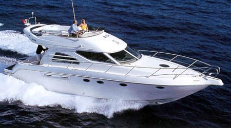 2001 Cranchi Atlantique 40