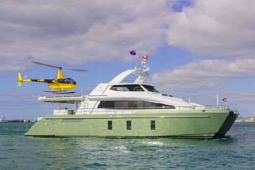 2017 Pachoud Yachts 24m Exploration HeliCat