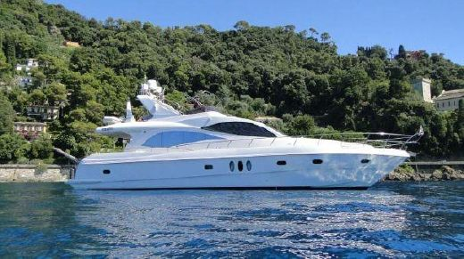 2004 Majesty Yachts 66