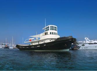 1960 Deep Sea Tug - Rimorchiatore Alto Mare C. N. Pellegrino