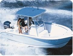 2003 Sea Pro 220 Center Console