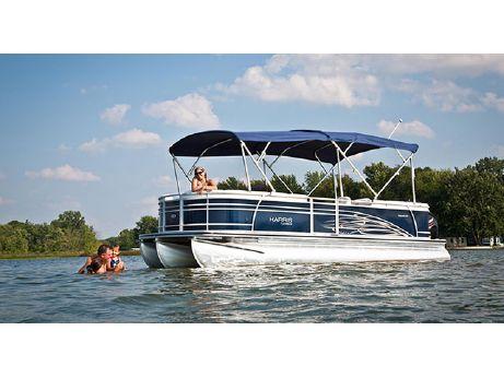 2017 Harris Flotebote Sunliner 240